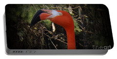 Flamingo Profile Portable Battery Charger
