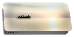 Flathead Sunrise Portable Battery Charger