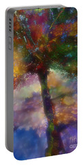 Flavours Of Autumn Portable Battery Charger