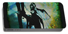 Fleetwood Mac - Cover Art Design Portable Battery Charger