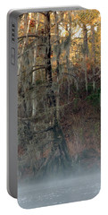 Portable Battery Charger featuring the photograph Flint River 15 by Kim Pate