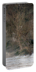 Portable Battery Charger featuring the photograph Flint River 19 by Kim Pate