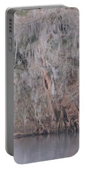 Portable Battery Charger featuring the photograph Flint River 2 by Kim Pate