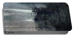 Portable Battery Charger featuring the photograph Flint River 28 by Kim Pate