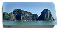 Floating Village Ha Long Bay Portable Battery Charger