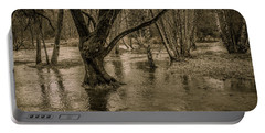 Flooded Tree Portable Battery Charger