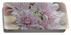 Portable Battery Charger featuring the photograph Floral Dream by Michelle Meenawong
