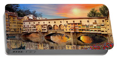 Florence Bridge Portable Battery Charger