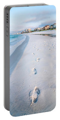 Florida Beach Scene Portable Battery Charger