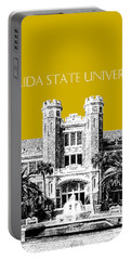 Florida State University - Gold Portable Battery Charger