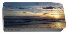 Portable Battery Charger featuring the photograph Florida Sunrise by Ally  White