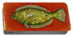 Flounder Portable Battery Charger