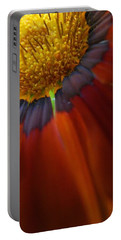 Portable Battery Charger featuring the photograph Flower by Andy Prendy
