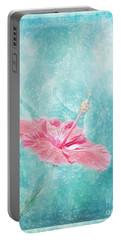 Flower Dancer Portable Battery Charger