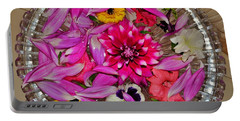Flower Offerings - Jabalpur India Portable Battery Charger