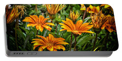 Flower Town Portable Battery Charger