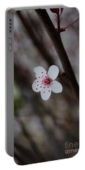 Flowering Plum 3 Portable Battery Charger