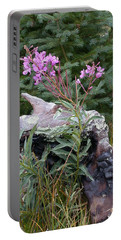 Flowering Stump Portable Battery Charger