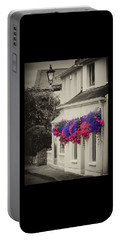 Flowers In Cashel Portable Battery Charger