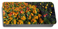 Flowers In Hyde Park, City Portable Battery Charger