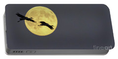 Moonlight Flight Portable Battery Charger