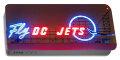 Fly Dc Jets Portable Battery Charger