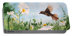 Flying Bird Portable Battery Charger
