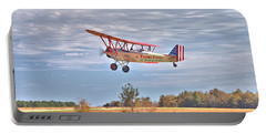 Flying Circus Barnstormers Portable Battery Charger