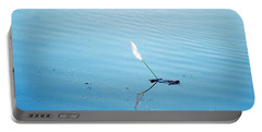 Flying Feather Boat Portable Battery Charger