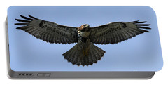 Flying Free - Red-tailed Hawk Portable Battery Charger