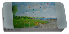 Flying Kites Newport Ri Portable Battery Charger