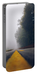Fog On Highway Portable Battery Charger