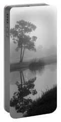 Foggy Morning 2 Portable Battery Charger
