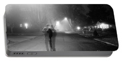 Foggy Night Portable Battery Charger