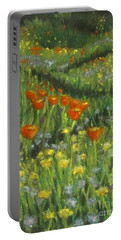 Poppy Trail Portable Battery Charger