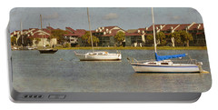 Folly Beach Boats Portable Battery Charger