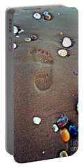 Footprint Portable Battery Charger by Nina Ficur Feenan