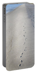 Footprints And Pawprints Portable Battery Charger
