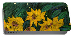 For Vincent By Jrr Portable Battery Charger by First Star Art