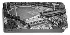 Forbes Field In Pittsburgh Portable Battery Charger