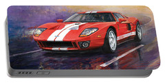 Ford Gt 2005 Portable Battery Charger