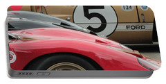 Ford Gt 40's Portable Battery Charger