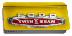 Ford Tough 1966 Truck Portable Battery Charger