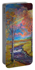 Forgotten Pastures Portable Battery Charger