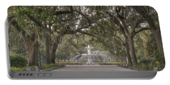 Forsyth Park Promenade Portable Battery Charger
