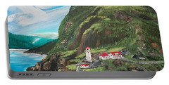 Fort Amherst Newfoundland Portable Battery Charger
