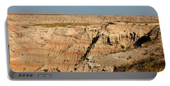 Fossil Exhibit Trail Badlands National Park Portable Battery Charger