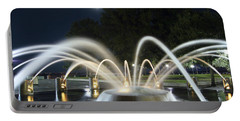 Fountain Charleston Waterfront Park Portable Battery Charger
