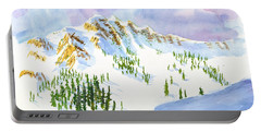 Four Sisters At Snowbasin Portable Battery Charger