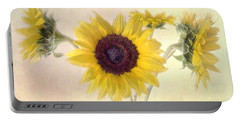 Hello Sunshine Portable Battery Charger by Louise Kumpf